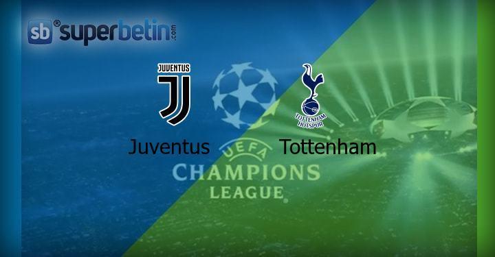 Juventus Tottenham Maçı Canlı İzle