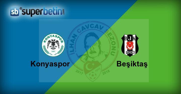 Konyaspor Beşiktaş Maçı Canlı İzle
