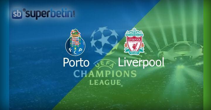Porto Liverpool Maçı Canlı İzle