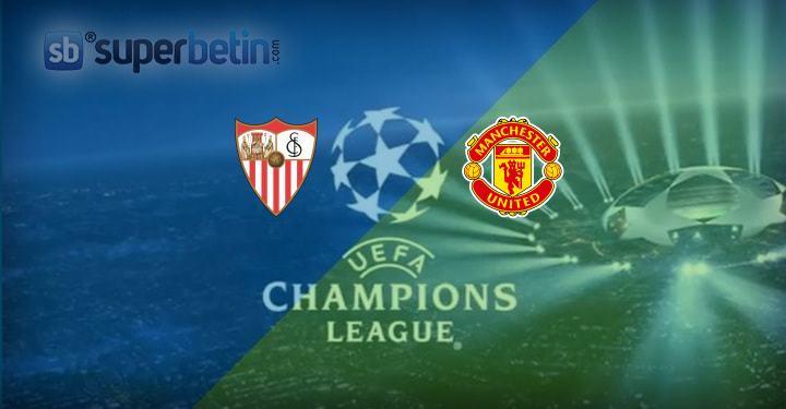 Sevilla Manchester United Maçı Canlı İzle