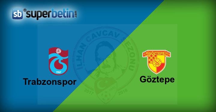 Trabzonspor Göztepe Maçı Canlı İzle