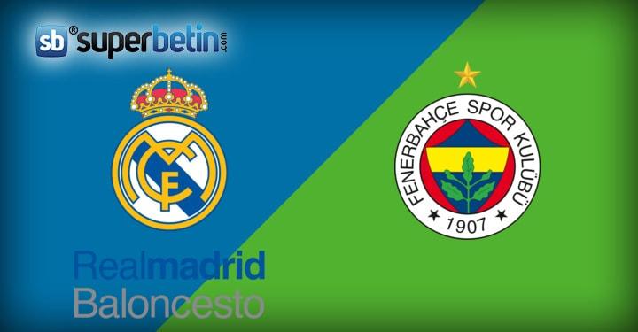 Real Madrid Fenerbahçe Maçı