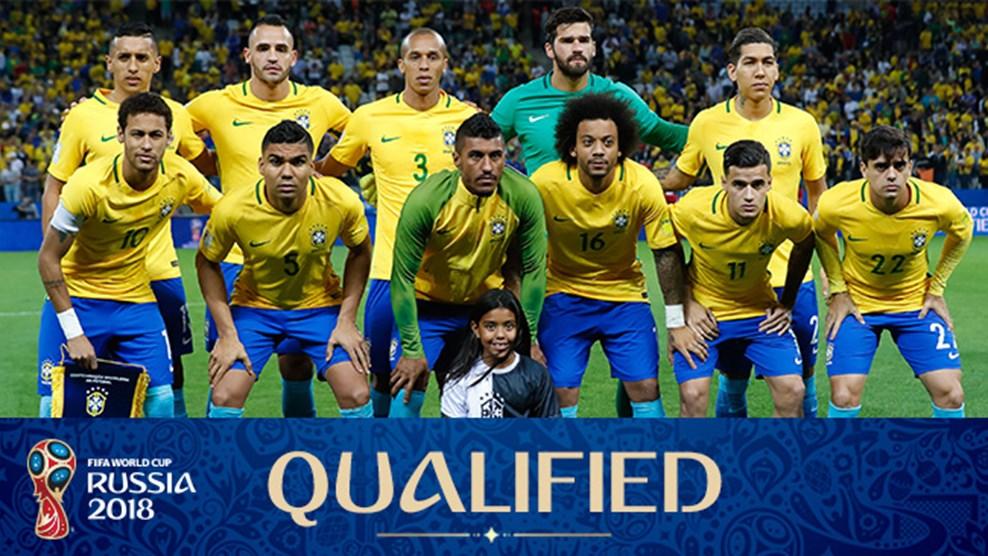 2018 Fifa Dünya Kupası Brezilya