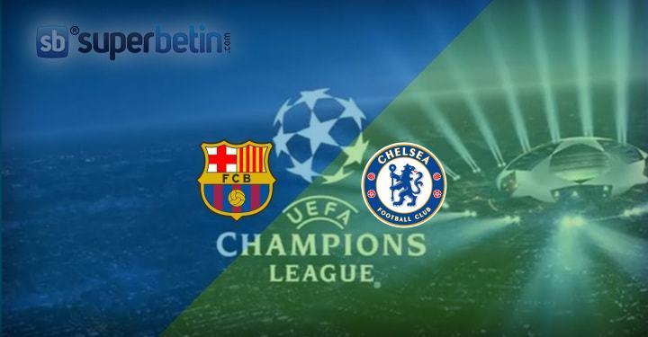 Barcelona Chelsea Maçı Canlı İzle