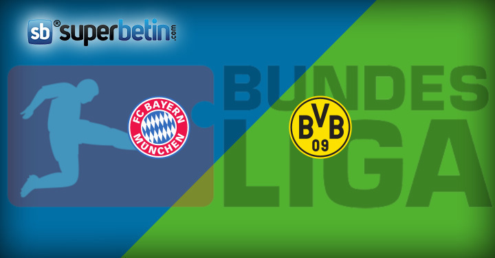Bayern Münih Borussia Dortmund Maçı Canlı İzle