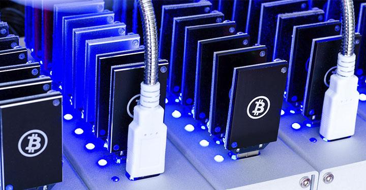 Bitcoin Madenciliği Donanım