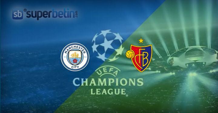 Manchester City Basel Maçı Canlı İzle