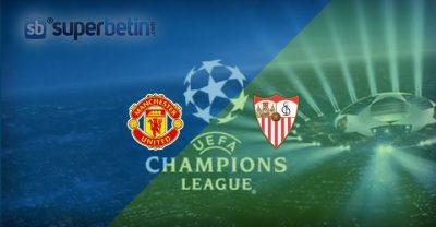 Manchester United Sevilla Maçı Canlı İzle
