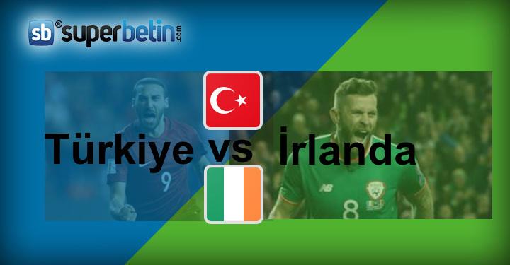Türkiye İrlanda Cumhuriyeti Maçı Canlı İzle