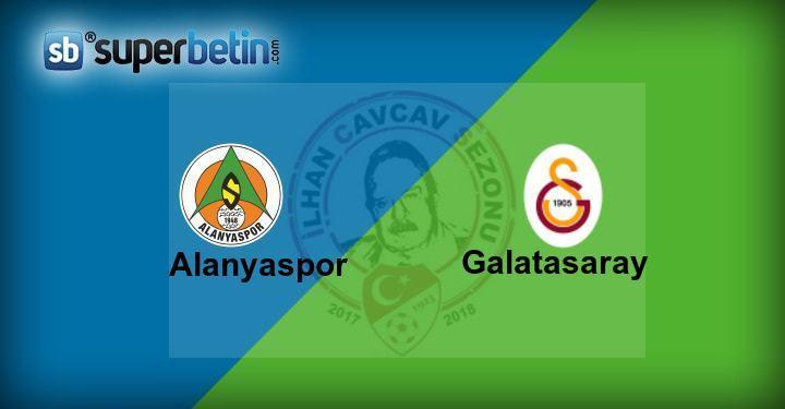Alanyaspor Galatasaray Maçı Canlı İzle