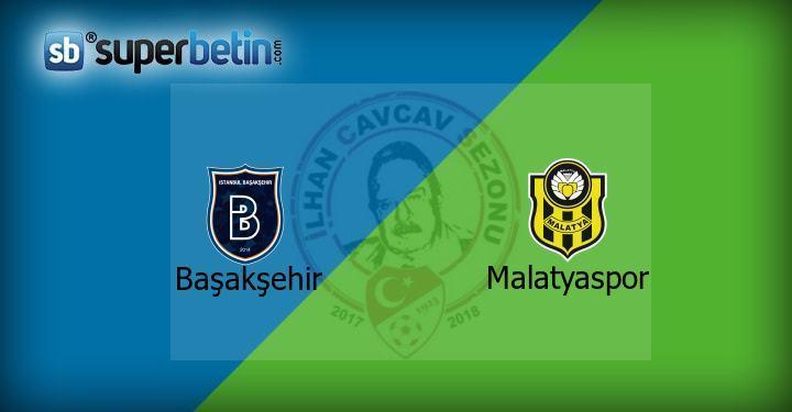 Başakşehir Malatyaspor Maçı Canlı İzle