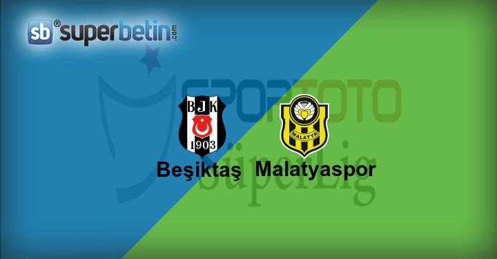 Beşiktaş Malatyaspor Maçı Canlı İzle