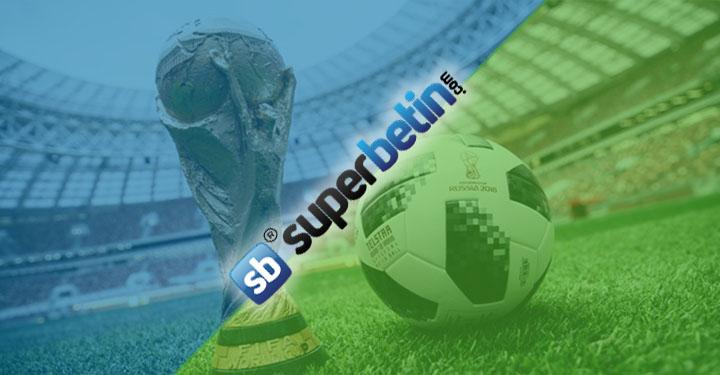 Fifa Dünya Kupası 2018 Bahisleri