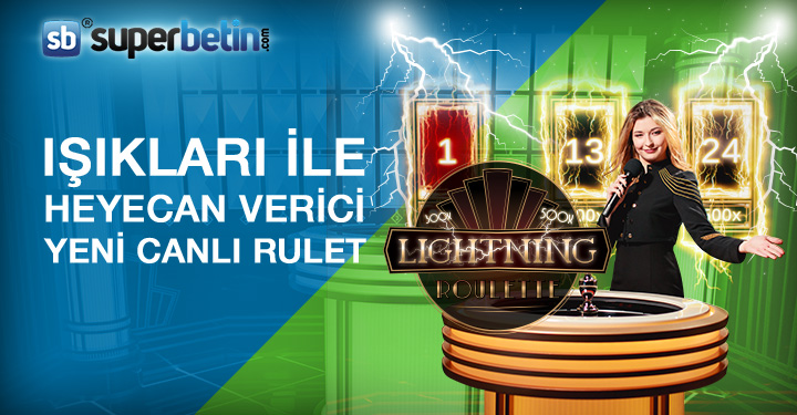 Lightning Rulet