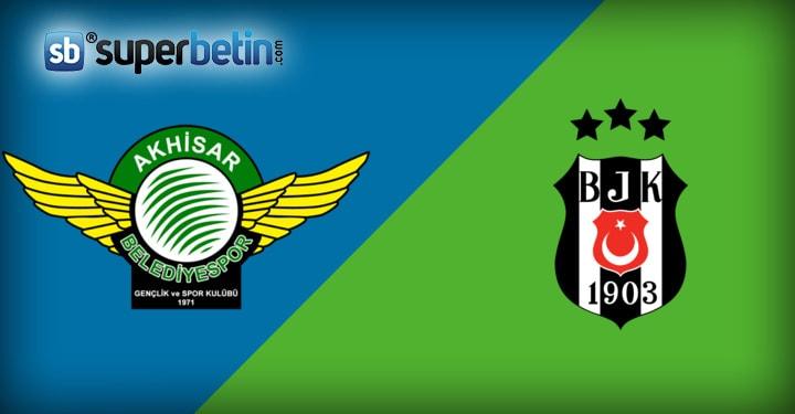 Akhisarspor Beşiktaş Maçı
