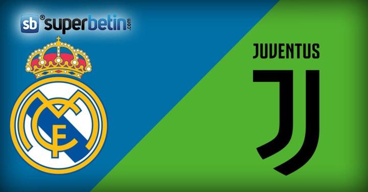 Real Madrid Juventus Maçı