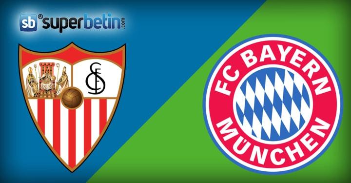Sevilla Bayern Münih Maçı