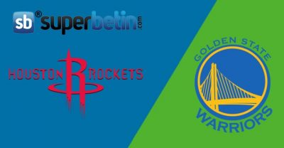 Golden State Warriors Houston Rockets Maçı