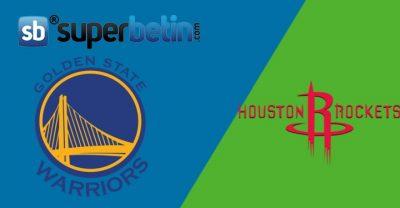Golden State Warriors Houston Rockets Maçı Canlı İzle