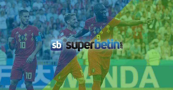 Belçika Tunus Maç Özeti