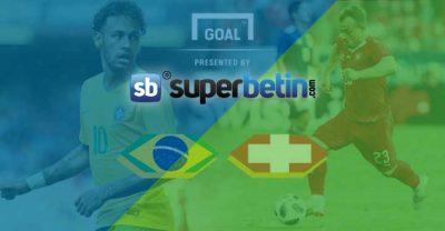 Brezilya İsviçre Maç Özeti 17 Haziran 2018
