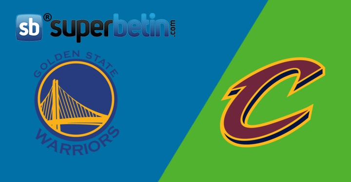 Golden State Warriors Celeveland Cavaliers Maçı