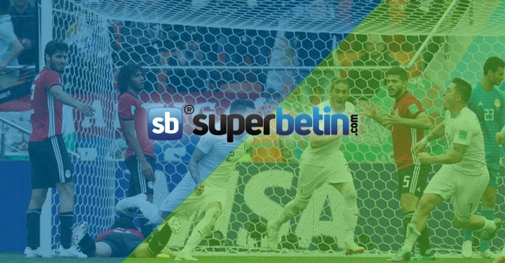 Mısır Uruguay Maç Özeti 15 Haziran 2018