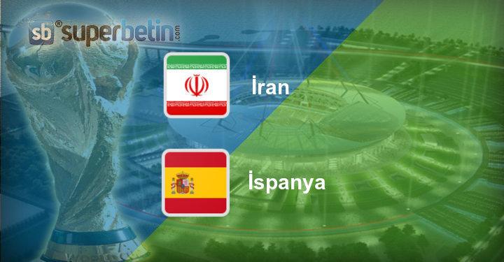 İran İspanya Maç Özeti