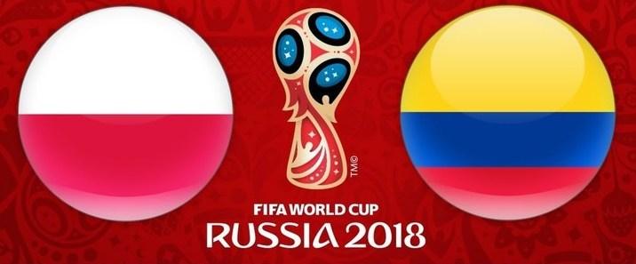 Polonya Kolombiya Maç Özeti