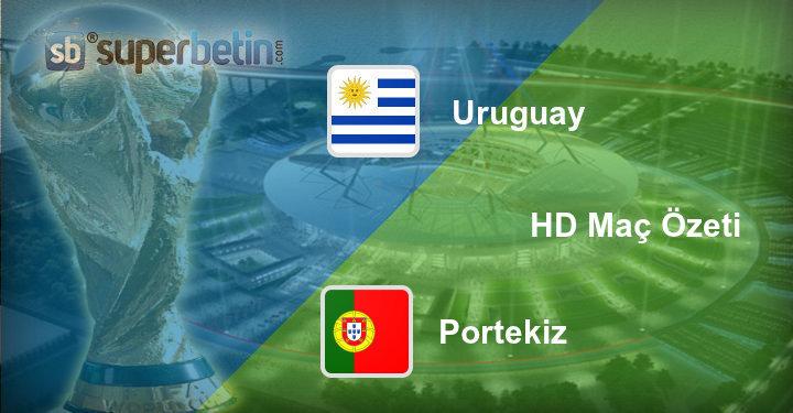 Uruguay Portekiz Maç Özeti