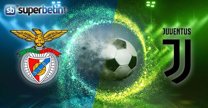 Benfica Juventus Superbetin Canlı İzle