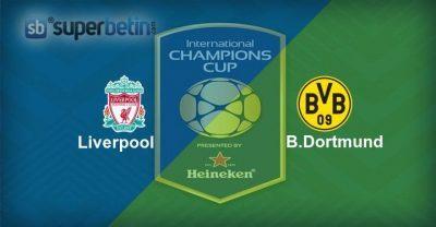 Liverpool Borussia Dortmund Maçı Canlı İzle