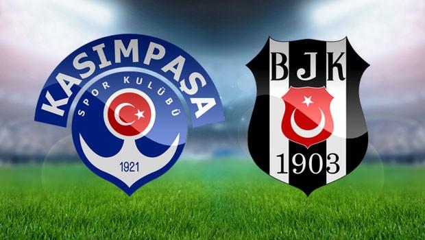 Kasımpaşa vs Beşiktaş Bahisleri