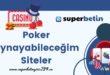 Poker Oynayabileceğim Siteler