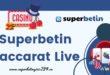 Superbetin Baccarat Live